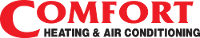 Comfort Heating and Air Conditioning | HVAC Keswick Logo
